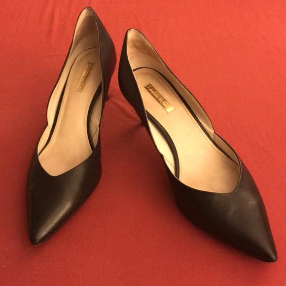 d0b81663247 Louise et Cie Shoes - Louise et Cie Gleeson Kitten Heel Pump